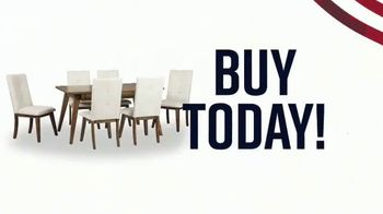 Ashley HomeStore Memorial Day Sale TV Spot, 'Bed, Tables & Sectional' Song by Midnight Riot - Thumbnail 3