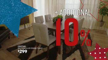 Ashley HomeStore Memorial Day Sale TV Spot, 'Bed, Tables & Sectional' Song by Midnight Riot - Thumbnail 5