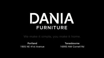 Dania Furniture Living Room Event TV Spot, 'Living Room Storage' - Thumbnail 9