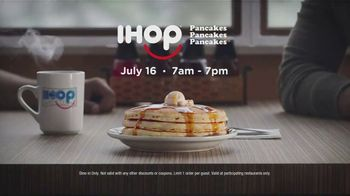 IHOP Panniversary TV Spot, '1950s Prices and Lingo'