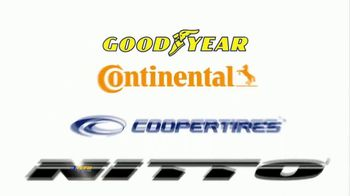 National Tire & Battery TV Spot, 'Turn It Up: Buy Three Tires, Get One Free' - Thumbnail 5