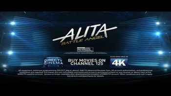 DIRECTV Cinema TV Spot, 'Alita: Battle Angel' - Thumbnail 5