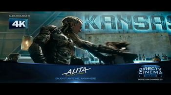 DIRECTV Cinema TV Spot, 'Alita: Battle Angel'