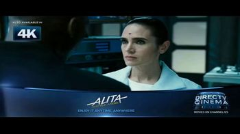 DIRECTV Cinema TV Spot, 'Alita: Battle Angel' - Thumbnail 3