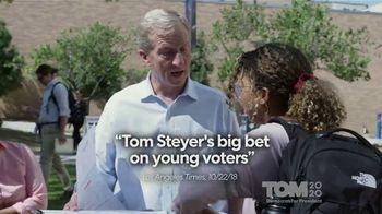 Tom Steyer 2020 TV Spot, 'Good Causes' - Thumbnail 7