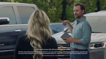 Chevrolet TV Spot, 'Vehicles That Deliver' [T2] - Thumbnail 6