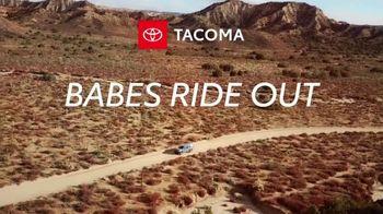 Toyota Summer Savings TV Spot, 'Babes Ride Out' [T2] - Thumbnail 1