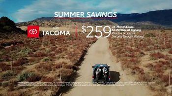 Toyota Summer Savings TV Spot, 'Babes Ride Out' [T2] - Thumbnail 6