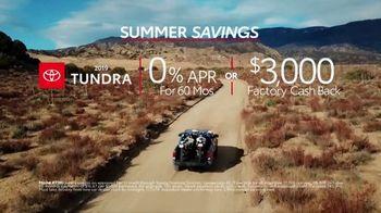 Toyota Summer Savings TV Spot, 'Babes Ride Out' [T2] - Thumbnail 7