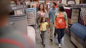 The Home Depot TV Spot, 'Somewhere Unexpected: TrafficMASTER Flooring' - Thumbnail 4
