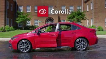 Toyota Summer Savings Event TV Spot, 'Corolla: Cash Back Incentives' [T2] - Thumbnail 2