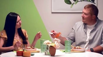 HelloFresh TV Spot, 'Margaret & Nick'
