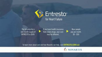 Entresto TV Spot, 'The Beat Goes On: Jill & List Price' - Thumbnail 7