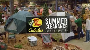 Bass Pro Shops Summer Clearance TV Spot, 'ReadHead Shirts, Shorts and Women's Tops and Bottoms'