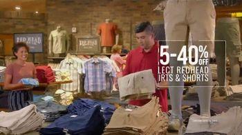 Bass Pro Shops Summer Clearance TV Spot, 'ReadHead Shirts, Shorts and Women's Tops and Bottoms' - Thumbnail 4