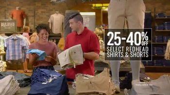 Bass Pro Shops Summer Clearance TV Spot, 'ReadHead Shirts, Shorts and Women's Tops and Bottoms' - Thumbnail 5