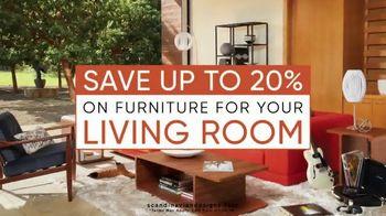 Scandinavian Designs Living Room Event TV Spot, 'Modern and Contemporary' - Thumbnail 6