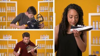 Arm & Hammer Foot Care Shoe Refresher Spray TV Spot, 'Shoes and Gear' - Thumbnail 6