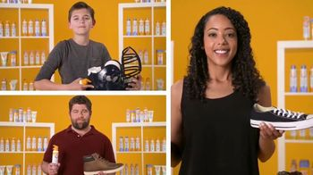 Arm & Hammer Foot Care Shoe Refresher Spray TV Spot, 'Shoes and Gear' - Thumbnail 7