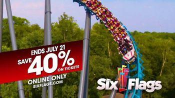 Six Flags Summer Sale TV Spot, 'Going Fast' - Thumbnail 9