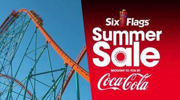 Six Flags Summer Sale TV Spot, 'Going Fast' - Thumbnail 1