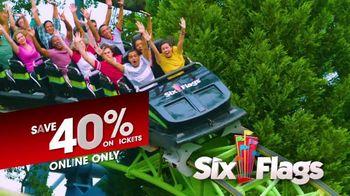 Six Flags Summer Sale TV Spot, 'Going Fast' - Thumbnail 3