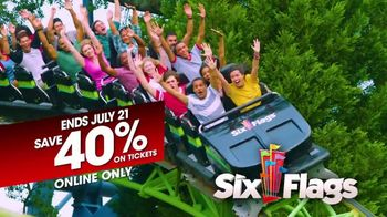 Six Flags Summer Sale TV Spot, 'Going Fast'