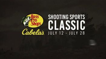 Bass Pro Shops Shooting Sports Classic TV Spot, 'Rifle Scopes' - Thumbnail 10