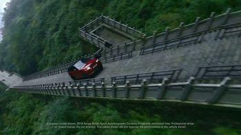 2019 Range Rover TV Spot, 'The Dragon Challenge' [T2] - Thumbnail 4