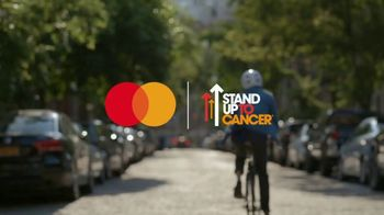 Mastercard TV Spot, \'Stand Up to Cancer: Not Jackie\' Featuring Paul Rudd