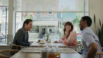 Mastercard TV Spot, 'Stand Up to Cancer: Not Jackie' Featuring Paul Rudd - Thumbnail 7