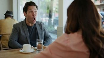 Mastercard TV Spot, 'Stand Up to Cancer: Not Jackie' Featuring Paul Rudd - Thumbnail 3