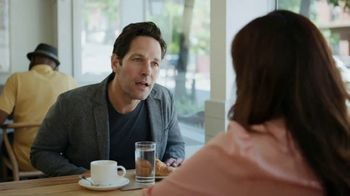 Mastercard TV Spot, 'Stand Up to Cancer: Not Jackie' Featuring Paul Rudd - Thumbnail 5