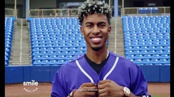 Smile Direct Club TV Spot, 'Mr. Smile' Featuring Francisco Lindor - 705 commercial airings