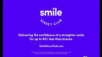 Smile Direct Club TV Spot, 'Mr. Smile' Featuring Francisco Lindor - Thumbnail 10