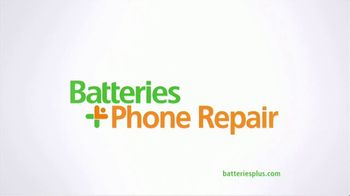 Batteries Plus TV Spot, 'Busy: Phone Repair' - Thumbnail 9