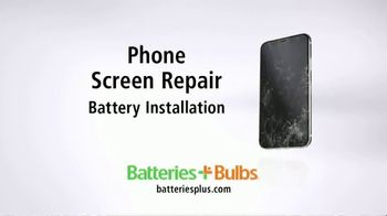 Batteries Plus TV Spot, 'Busy: Phone Repair' - Thumbnail 6