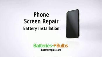 Batteries Plus TV Spot, 'Busy: Phone Repair' - Thumbnail 7
