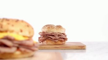 Arby's 2 for $6 Mix 'N Match TV Spot, 'Sandwich Pals' Song by YOGI - Thumbnail 2