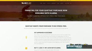 QuietKat TV Spot, 'Game Changers' - Thumbnail 6