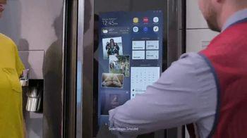 Lowe's TV Spot, 'Do It Right: Samsung Family Hub Refrigerator' - Thumbnail 3