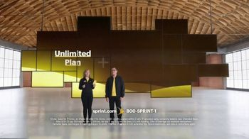 Sprint Unlimited Plan TV Spot, 'Go On: iPhone XR'