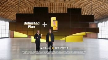 Sprint Unlimited Plan TV Spot, 'Go On: iPhone XR' - Thumbnail 4