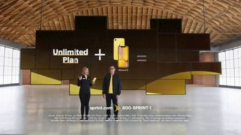 Sprint Unlimited Plan TV Spot, 'Go On: iPhone XR' - Thumbnail 5