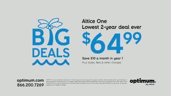 Optimum Altice One TV Spot, 'Big Summer Deals: Amazon Gift Card' - Thumbnail 2