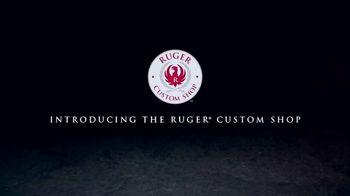 Ruger Custom Shop TV Spot, 'The Next Evolution' - Thumbnail 10