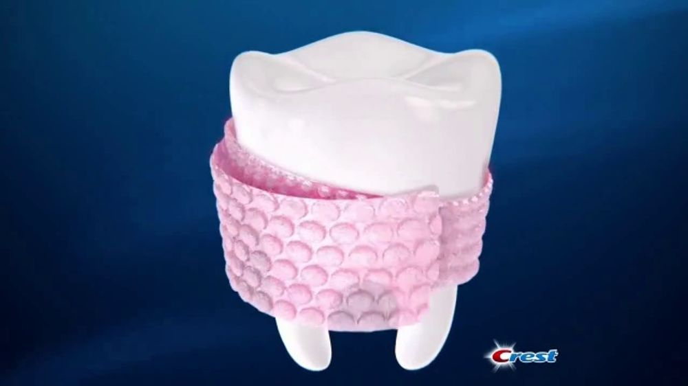 Crest Gum and Sensitivity TV Commercial, 'Treat at the Source: Products'