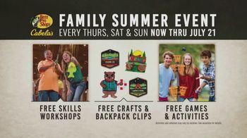 Bass Pro Shops Summer Clearance TV Spot, 'Summer Workshops' - Thumbnail 6