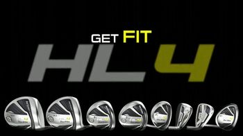 Tour Edge Golf HL4 TV Spot, 'Custom Fit Innovation' - Thumbnail 6