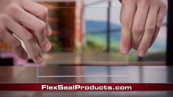 Flex Glue Clear TV Spot, 'Rubberized Glue' - Thumbnail 6